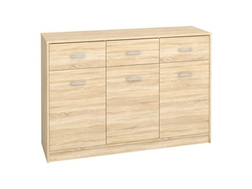 ML Meble Komoda 05 Chest Of Drawers Sonoma Oak