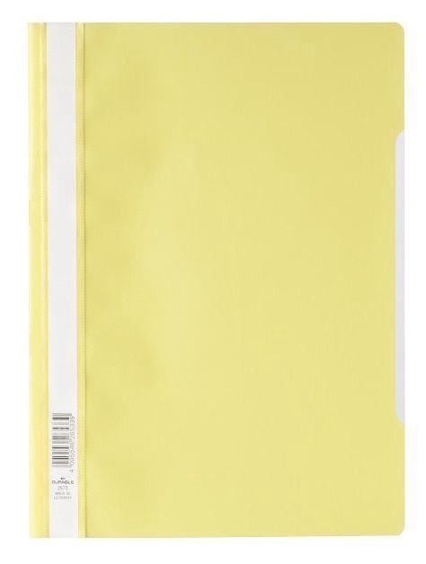 Durable Manilla Folder Yellow
