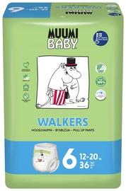 Muumi Baby Walkers No. 6 36pcs