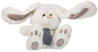 Axiom Plush Silver Collection Rabbit White 20cm
