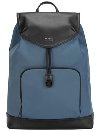 Targus 15 Newport Drawstring Backpack Slate Blue