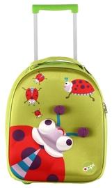 Oops Ladybug 3D Soft Trolley