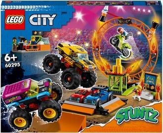 Konstruktors LEGO City Kaskadieru šova arēna 60295, 668 gab.