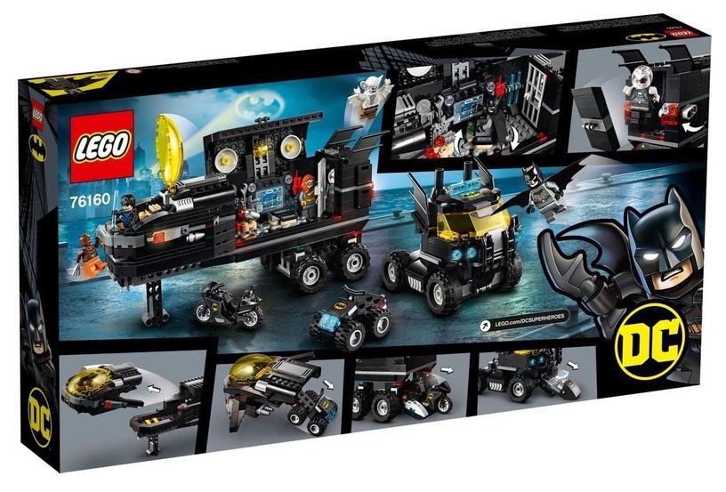 Конструктор LEGO®Super Heroes 76160 Мобильная база Бэтмена