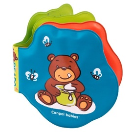 Canpol Babies Changing Colour Book With Squaker Bears 2/084