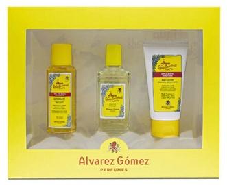 Набор для женщин Alvarez Gomez Agua De Colonia Concentrada 3pcs Set 245ml EDC