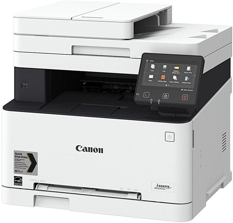 Multifunktsionaalne printer Canon i−SENSYS MF633CDW, laseriga, värviline
