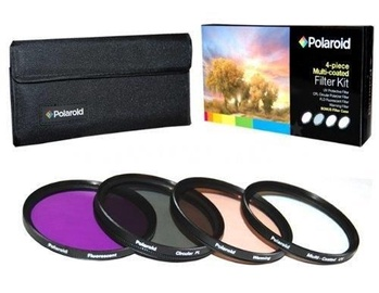 Polaroid 5in1 Filter Set 72mm