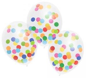 Herlitz Balloons Whith Confetti 3pcs