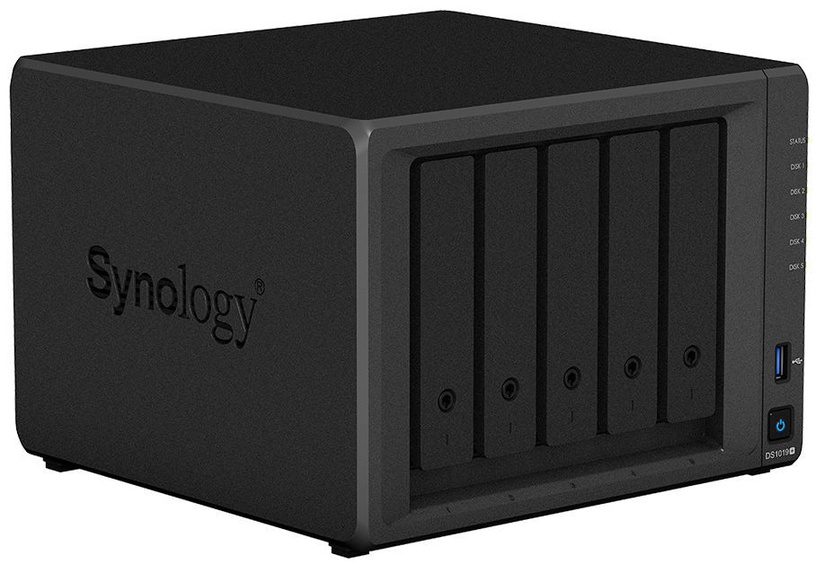 Synology DiskStation DS1019+ 20TB WD Red