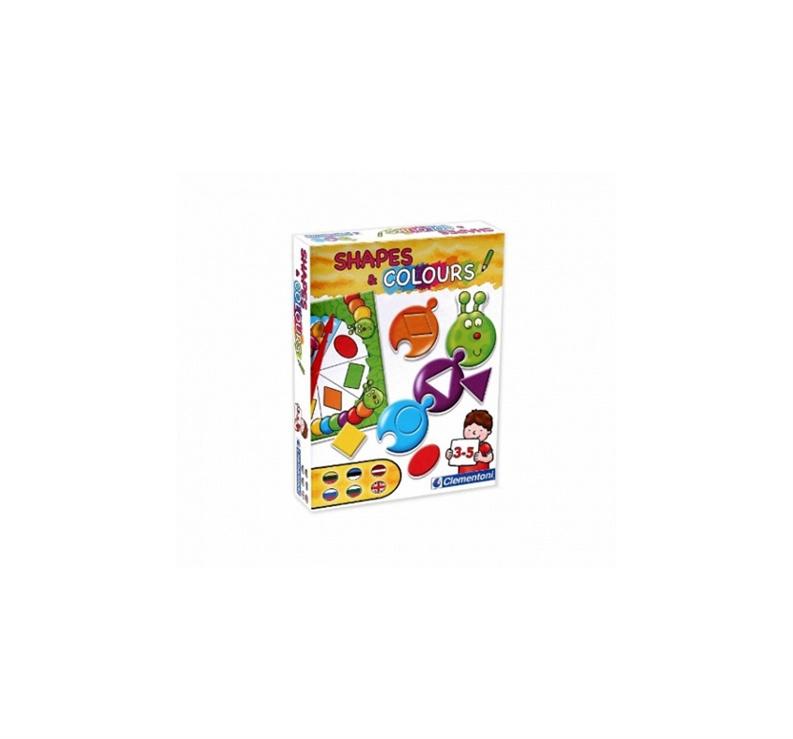 Spēle Clementoni Shapes and Colors 6039