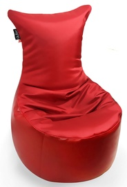 Qubo Bean Bag Muff Red Passion