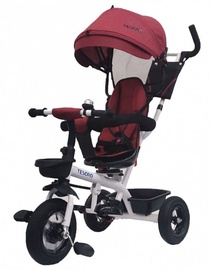 Tesoro BT-10 Baby Tricycle White Red