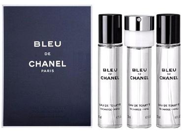 Tualetinis vanduo Chanel Bleu de Chanel 3x20ml EDT