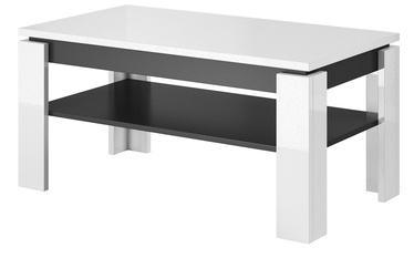 Cama Meble Toro Coffee Table White/Graphite