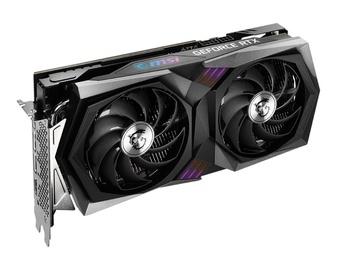 Vaizdo plokštė MSI Nvidia GeForce RTX 3060 12 GB GDDR6