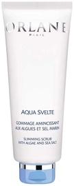 Orlane Aqua Svelte Slimming Scrub With Algae And Sea Salt 200ml