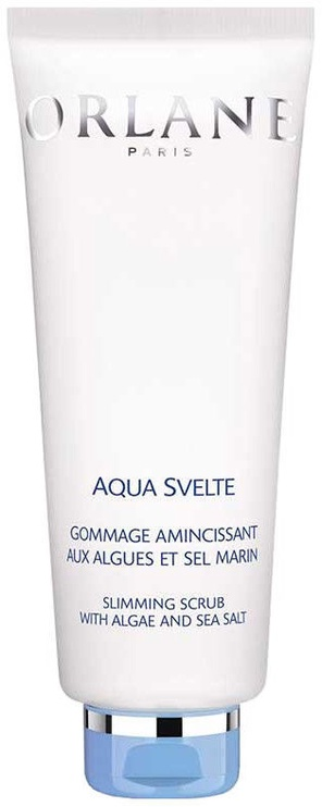 Orlane Aqua Svelte Slimming Scrub With Algae And Sea Salt 200ml