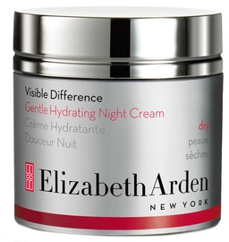 Sejas krēms Elizabeth Arden Visible Difference Gentle Hydrating Night, 50 ml