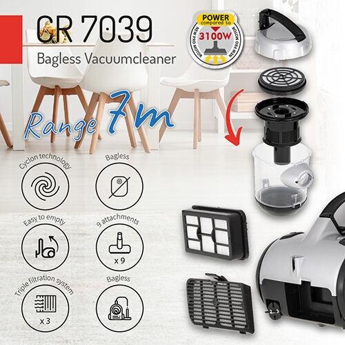 Пылесос Camry CR 7039