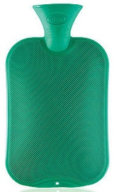 Fashy Hot Water Bottle 6420 00 2l Green