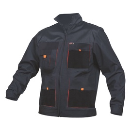 King Norman 11-411 Work Jacket Black XLS