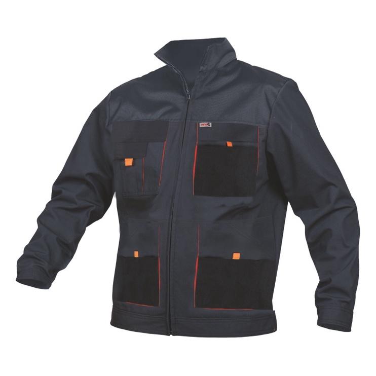 Куртка King Norman 11-411 Work Jacket Black XLS