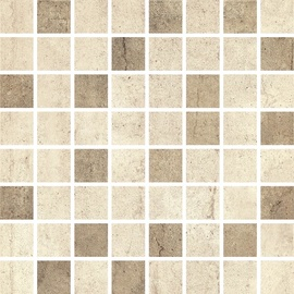 Cersanit Tuti Wall Tiles 25x25cm Beige