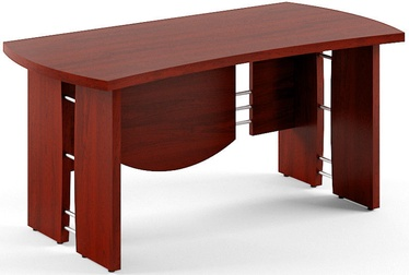 Skyland Born В 103 Table 160x80x75cm Burgundy