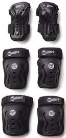 Outsiders Deluxe Safety Equipment Set Black XS