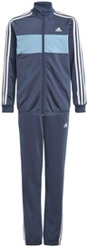 Adidas Essentials Tiberio Track Suit GU2757 Navy Blue 152cm