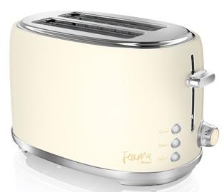 Swan 2 Slice Toaster Fearne ST20010HON Pale Honey