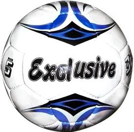 Spartan Exclusive Football Ball White/Blue 5