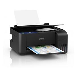 Multifunktsionaalne printer Epson L3111, tindiga, värviline