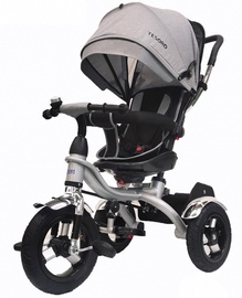 Tesoro BT-12 Baby Tricycle Grey
