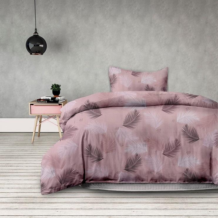 Gultas veļas komplekts AmeliaHome Madera, daudzkrāsains, 200x220/80x80 cm