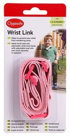 Clippasafe Wrist Link Pink 35348