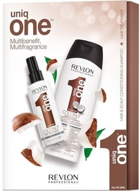 Revlon Uniq One Coco Treatment 150ml & Shampoo 300ml