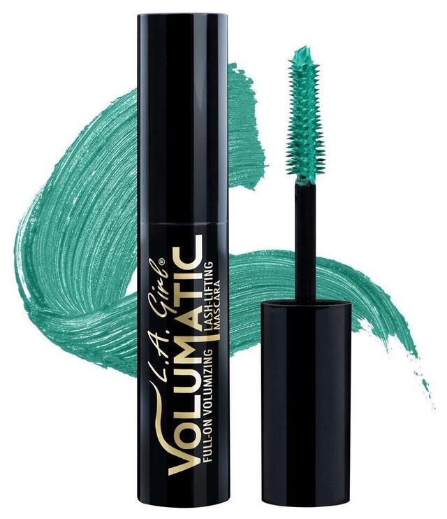 L.A. Girl Volumatic Mascara 10ml Turquoise