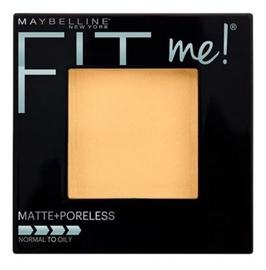 Kompakts pulveris Maybelline Fit Me Matte And Poreless 120, 9 g