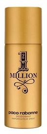 Vyriškas dezodorantas Paco Rabanne 1 Million Spray, 150 ml