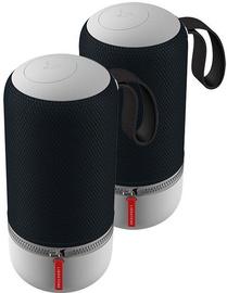 Libratone Zipp Mini 2 Bluetooth Speaker 2-Pack Stormy Black