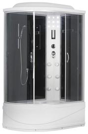 Masažinė dušo kabina Erlit 4512TPL-C4, 80x120x214 cm