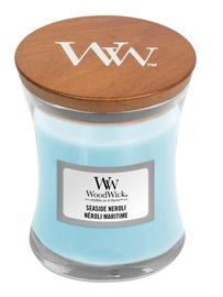 WoodWick Seaside Nerol Candle 275g Light Blue