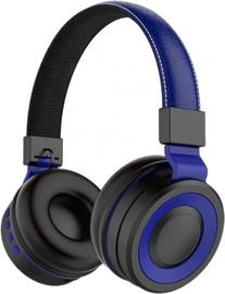 Forme FHP-351 Bluetooth On-Ear Headset Blue