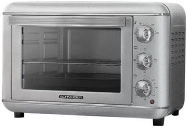 Schneider SCEO23S Mini Oven Silver