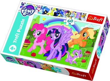 Trefl Puzzle My Little Pony 60pcs