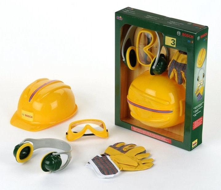Klein Bosch Accessories With Helmet 8537