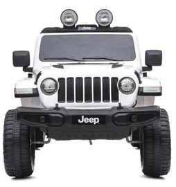Беспроводная машина Azeno Jeep Wrangler Rubicon, белый