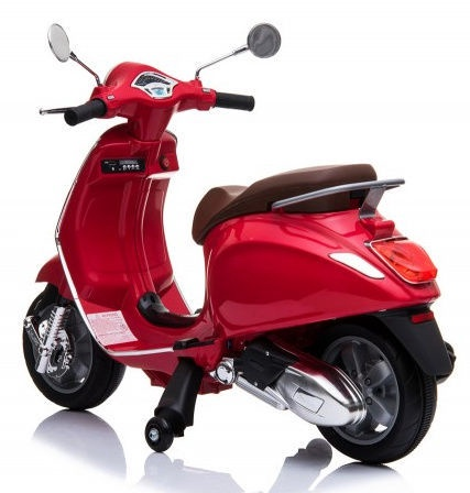Žaislinis akumuliatorinis motociklas CH8820 Red